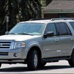 The 2011 Ford Expedition
