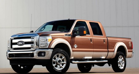 2011 Ford F 250 2011 Ford F 250 King Ranch 4x4