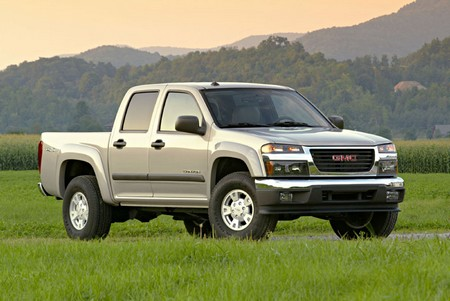2011 GMC Canyon 1 2011 GMC Canyon