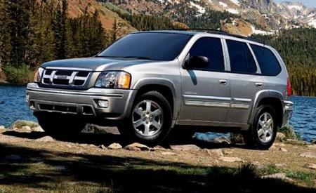 2011 Isuzu Ascender The 2011 Isuzu Ascender