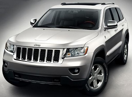 2011 Jeep Grand Cherokee 2011 Ford Explorer vs. 2011 Jeep Grand Cherokee