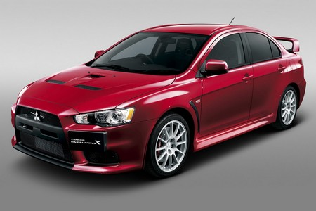 2011 Mitsubishi Lancer Evolution The 2011 Mitsubishi Lancer Evolution/Ralliart