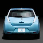 The 2011 Nissan Leaf