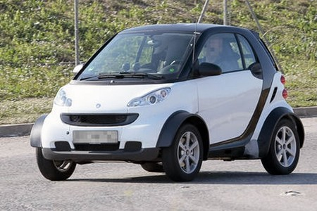 2011 Smart Fortwo 1 The 2011 Smart Fortwo