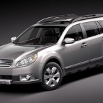 2011 the Subaru Outback