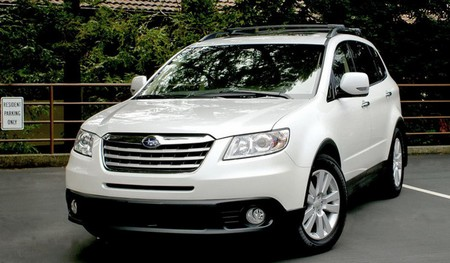 2011 Subaru Tribeca SUV Review 1 2011 Subaru Tribeca SUV Review