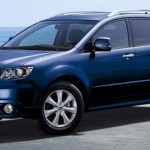 2011 Subaru Tribeca SUV Review