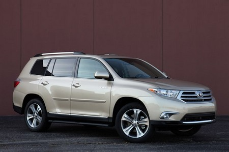 2011 Toyota Highlander 1 The 2011 Toyota Highlander