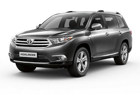 2011 Toyota Highlander Review 2011 Toyota Highlander Review