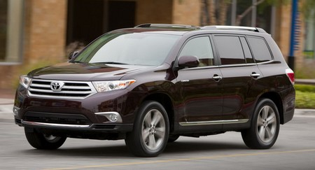2011 Toyota Highlander The 2011 Toyota Highlander
