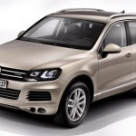 The 2011 Volkswagen Touareg