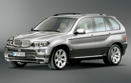 BMW X5 1 Take a Look at the BMW X5