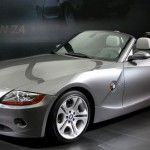 Looking at the BMW Z4 version