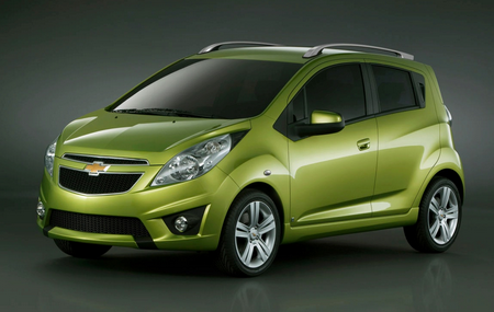 Beautiful Chevrolet Spark 1 Looking At the Beautiful Chevrolet Spark