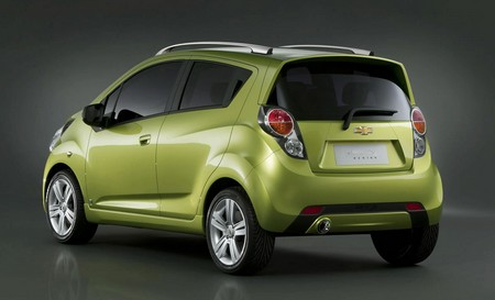 Beautiful Chevrolet Spark Looking At the Beautiful Chevrolet Spark