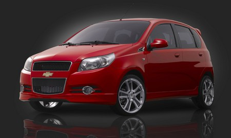 Chevrolet Aveo 2010 Model 1 Take a Look at the Chevrolet Aveo 2010 Model