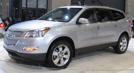 Chevrolet Traverse 2011 Review Chevrolet Traverse 2011 Review