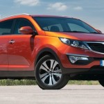Kia Sportage Crossover Review
