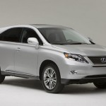 Lexus RX 350 Review 2011