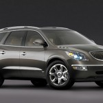 The New 2011 Buick Enclave