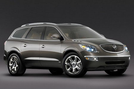 New 2011 Buick Enclave The New 2011 Buick Enclave