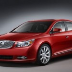 The New 2011 Buick Lacrosse