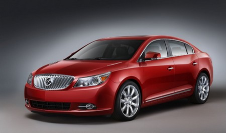 New 2011 Buick Lacrosse The New 2011 Buick Lacrosse