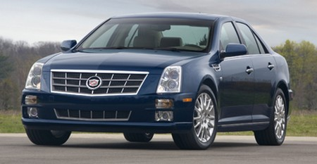New 2011 Cadillac DTS The All New 2011 Cadillac DTS