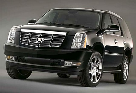 New 2011 Cadillac Escalade 1 The New 2011 Cadillac Escalade