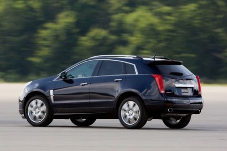New 2011 Cadillac SRX 1 The All New 2011 Cadillac SRX