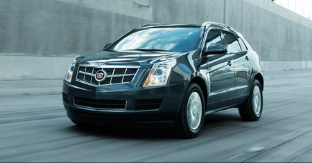 New 2011 Cadillac SRX 2 The All New 2011 Cadillac SRX