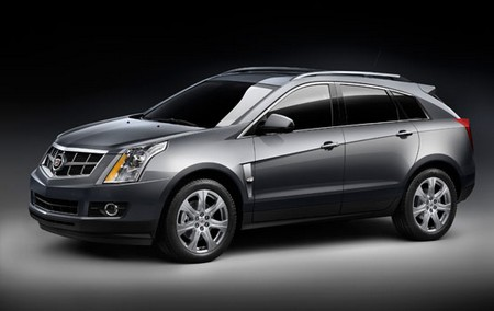 New 2011 Cadillac SRX The All New 2011 Cadillac SRX
