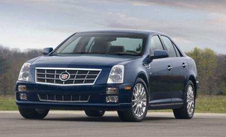 New 2011 Cadillac STS 1 The New 2011 Cadillac STS