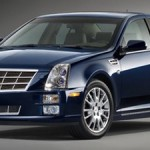 The New 2011 Cadillac STS