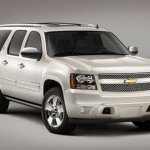 The All New 2011 Chevrolet Suburban