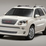 The New 2011 GMC Acadia