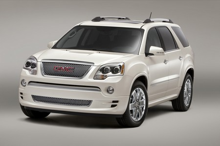 New 2011 GMC Acadia The New 2011 GMC Acadia