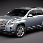 The New 2011 GMC Terrain