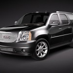 The All New 2011 GMC Yukon