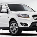 The New 2011 Hyundai Santa Fe