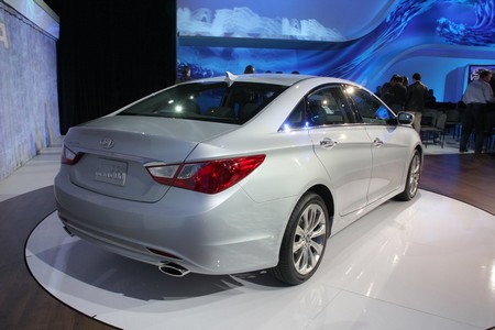 New 2011 Hyundai Sonata 1 The All New 2011 Hyundai Sonata