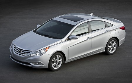 New 2011 Hyundai Sonata The All New 2011 Hyundai Sonata