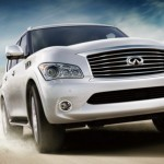 The New 2011 Infiniti QX56