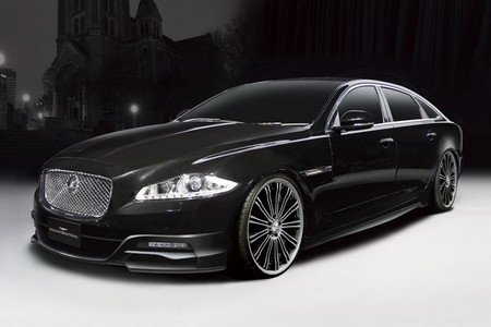 New 2011 Jaguar XJ Series The All New 2011 Jaguar XJ Series