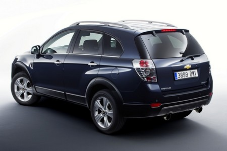 New Chevrolet Captiva The New Chevrolet Captiva