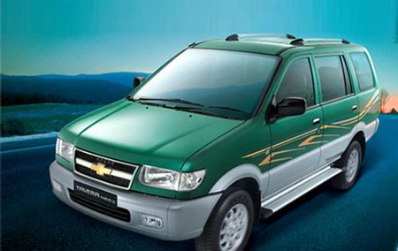 New Chevrolet Tavera 1 The New Chevrolet Tavera