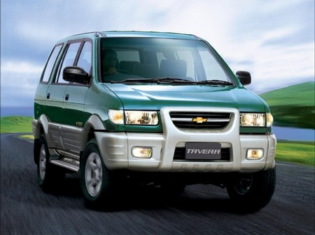 New Chevrolet Tavera The New Chevrolet Tavera