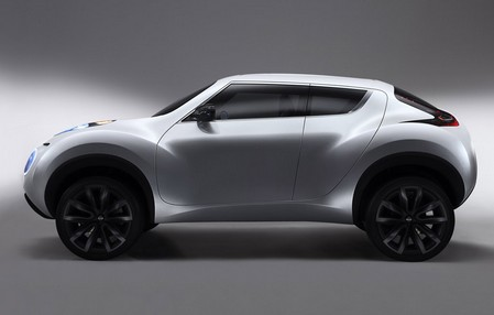 The Nissan Juke Crossover