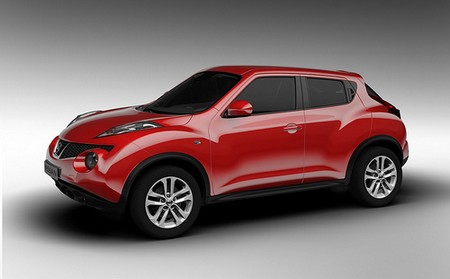Nissan Juke The Nissan Juke Crossover