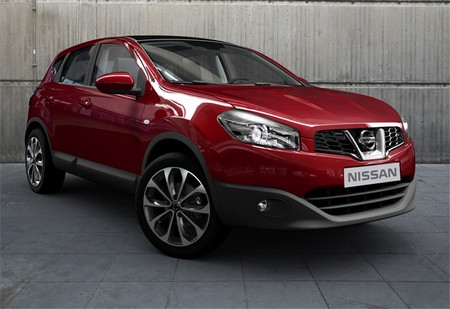 Nissan Qashqai Crossover Review The Nissan Qashqai Crossover Review